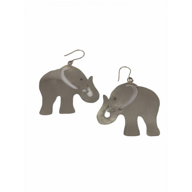 Σκουλαρίκια ελέφαντας