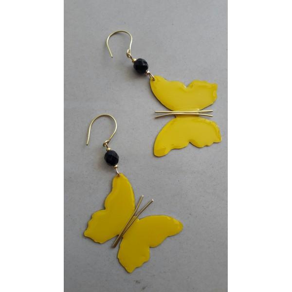 Κίτρινες πεταλούδες