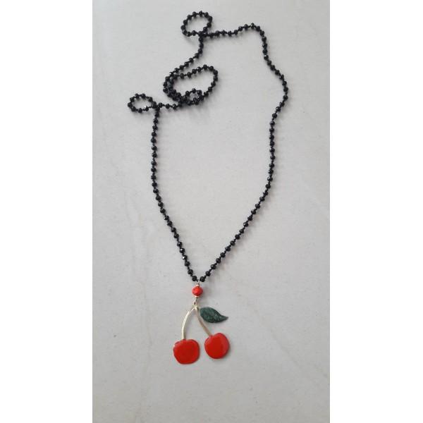 Necklace cherry