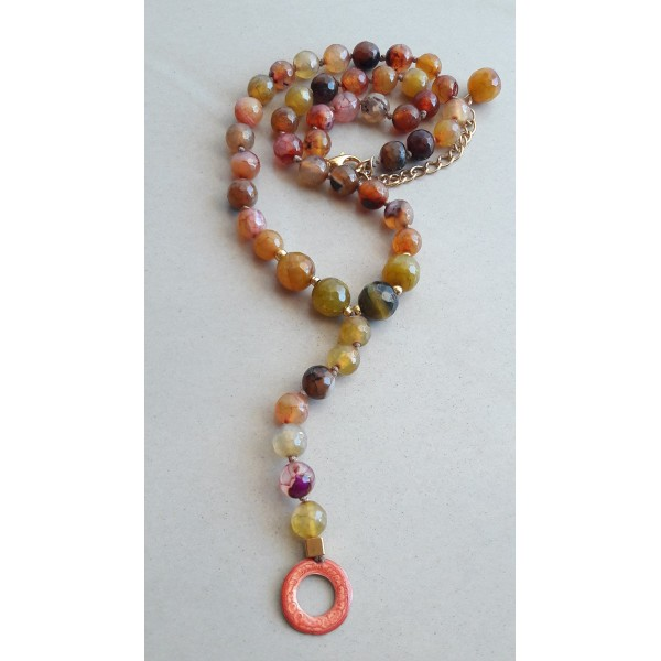 Rozario with agate